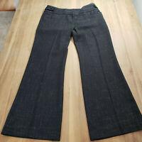 The Limited Womens Size 2 Cassidy Fit Dress Pants Black 31x27.5 Slacks Career