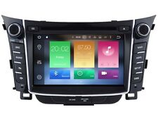 AUTORADIO DVD/GPS/NAVI/BT/WIFI/ANDROID 6.0/DAB For HYUNDAI i30 2011-2017 B5724