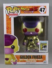 Funko Pop Animation Dragonball Z 47 Golden Frieza Red Eyes SDCC 2015 W Hard Stk