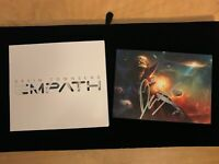 DEVIN TOWNSEND ~ EMPATH (2 CD) W/SIGNED POSTCARD (2019, INSIDEOUT/HEVYDEVY) USED