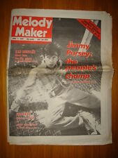 MELODY MAKER 1979 APR 7 SHAM 69 JIMMY PURSEY SQUEEZE