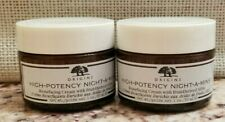 2X Origins HIGH POTENCY NIGHT-A-MINS Resurfacing Cream 2.0 oz Total Exp 6-2022
