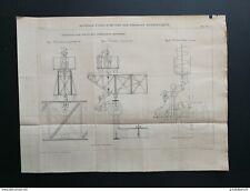 ANNALES PONT et CHAUSSEES - Rivetage à pied-d'oeuvre par pression hydraulique