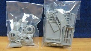 O SCALE BUILDING KIT PARTS WINDOWS DETAILS 602223