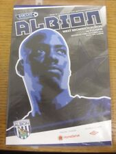23/10/2010 West Bromwich Albion v Fulham  . Thank you for viewing this item, we