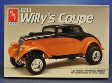 AMT 1933 Willy's Coupe  1/25 scale Model Complete Excellent