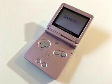 Nintendo GameBoy Advance SP Konsole Handheld Rosa #52