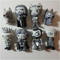 GAME OF THRONES In Memoriam Mystery Minis 2014 SDCC Complete Set - Funko NEW
