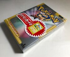 Pokemon Card - 1st Edition Sealed e Starter Half Deck - Japanese - 2001