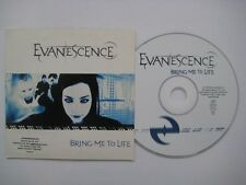EVANESCENCE Bring me to life 2-track CD Single * Card sleeve