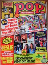 POP 4/5 - 1978 (2) Leslie McKeown Boney M. Die Muppet Show