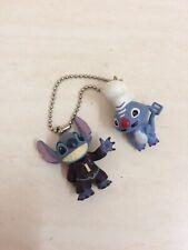 Disney toy figure model Lilo Stitch And Friend Keychain. Friend Theme RARE