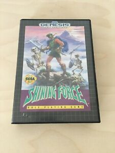 Sega Genesis Shining Force OVP