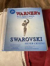 "Swarovski Silver Crystal Book ""Warner'S Blue Ribbon Book"" 2003 Tenth Edition"
