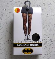 FREE NEXTDAY Official BATMAN™ TIGHTS Sexy Ladies Fashion Girl DC Comics Black UK