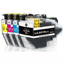 4PK Compatible LC-3019 Ink For Brother MFC-J5330DW MFC-J6530DW MFC-J6930DW