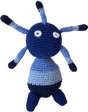 Handmade Amigurumi Magellan Baby Toy Stuffed Alien Crochet Boy or Girl