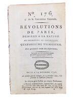 Procès Louis 16 1792 Constitution Haïti Saint Marc Droits de l'homme Nice Var