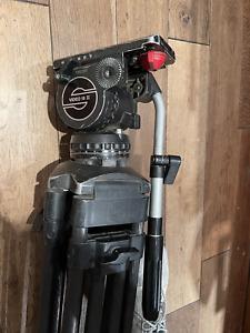Sachtler Video 18 II Fluid Head  Carbon Fibre Legs + Spreader