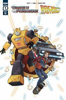 Transformers Back To Future #1 (Of 4) 1:10 Dan Schoening Variant (10/07/2020)