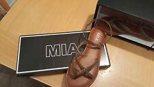 MIA Lexxa Flat Olive Women's Sandal Size 8 New