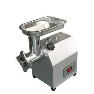 Commercial Electric Meat Grinder Mincer Sausage Maker Filler Machine 60KG/H 400W