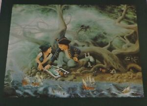 The Magical Voyage Lynn Lupetti 750 Piece Puzzle By Ceaco