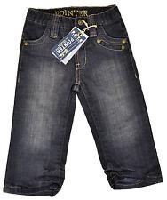 Pointer Jeans mit Gummizug Gr. 86  Neu mit Etikett
