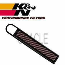 K&N HIGH FLOW AIR FILTER 33-2941 FOR PEUGEOT 207 CC 1.6 16V 120 BHP 2007-