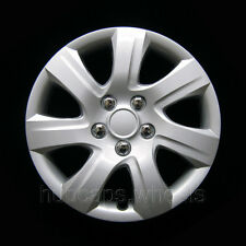 "NEW Fits Toyota CAMRY 2010-2011 Hubcap - Premium Replica Wheel Cover 16"" Silver"