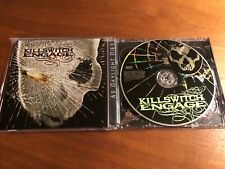 KILLSWITCH ENGAGE As Daylight Dies 2 CD Set ROADRUNNER Records 2006 Limited ED