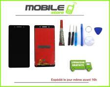 Vitre Tactile + Ecran LCD Pour HUAWEI Honor 7 couleur noir + outils + Colle