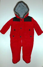 TU Fleece Coats, Jackets & Snowsuits (0-24 Months) for Boys