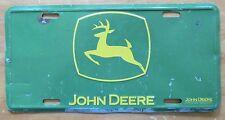 1995 JOHN DEERE BOOSTER License Plate