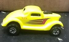 HOT WHEELS NEET STREETER YELLOW 1975 INDIA