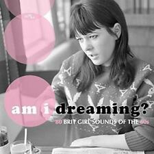 Am I Dreaming? 80 Brit Girl Sounds Of The 60's - Various (NEW 3CD)