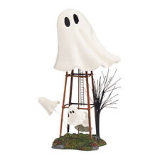 SVH Haunted Water Tower Snow Village Halloween Dept 56 Accessory 4038889 NEW