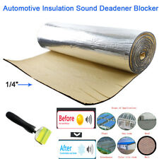 Vehicle Sound Damping/Soundproof Material Installheat Proof Material 136
