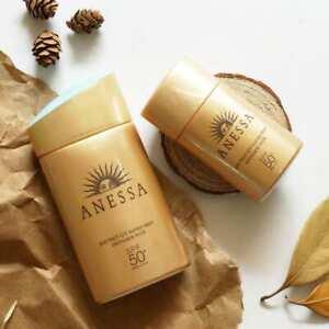SHISEIDO Anessa Perfect UV Sunscreen Skincare Milk SPF50+ PA++++ 60ml NEW 2020