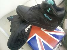 VTG REEBOK BLACK TOP GRANT PARK MID SZ 10,5 (44,5) BASKETBALL