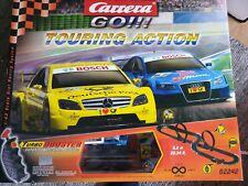 Carrera Go Touring Action, 62242, gebraucht, 6,2m lang, guter Zustand