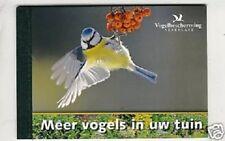 Nederland Prestige Prestigeboekje PP 10 Vogelbescherming 2008 Postfris