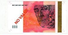 TEST NOTE ECHANTILLON BANQUE DE FRANCE 20 EURO RAVEL ROUGE ORIGINAL