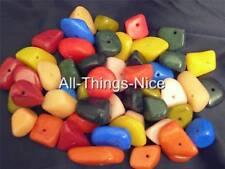 Pepita De Perlas Pulsera necklae 15-25 mm De Piedras Preciosas Fabricación de Joyas resultados 50