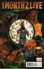 HEROIC AGE: 1 MONTH 2 LIVE #1,2,3,4,5 Marvel Miniseries