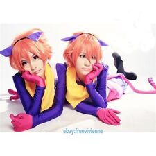 Ouran High School Host Club Hitachiin Twins Cosplay two Wig costume party hair