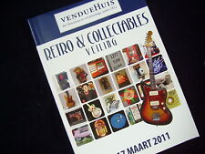 CATALOGUE~RETRO & COLLECTABLES~2011~RICHLY ILLUSTRATED