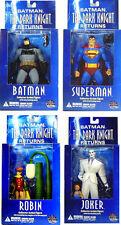 DC Comics Direct Batman Dark Knight Returns AF Set of 4 New from 2004