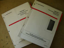 Motorola MICOR 800MHz Base & Repeater Sta. Manual # 306
