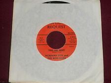 "NORMAN FOX & THE ROB-ROYS ""Tell Me Why"" Popular Request 105"